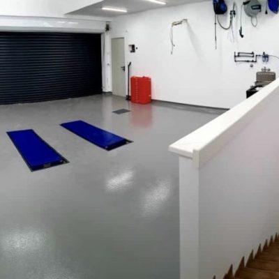 Garagenbeschichtung |KHS Murati