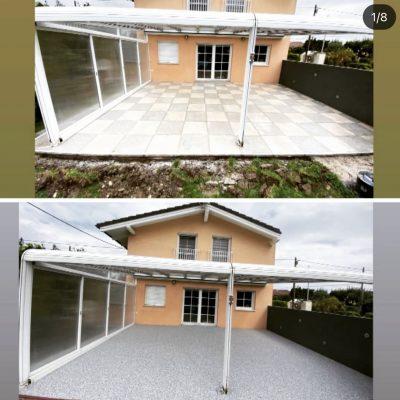Terrasse 1110 |KHS Murati