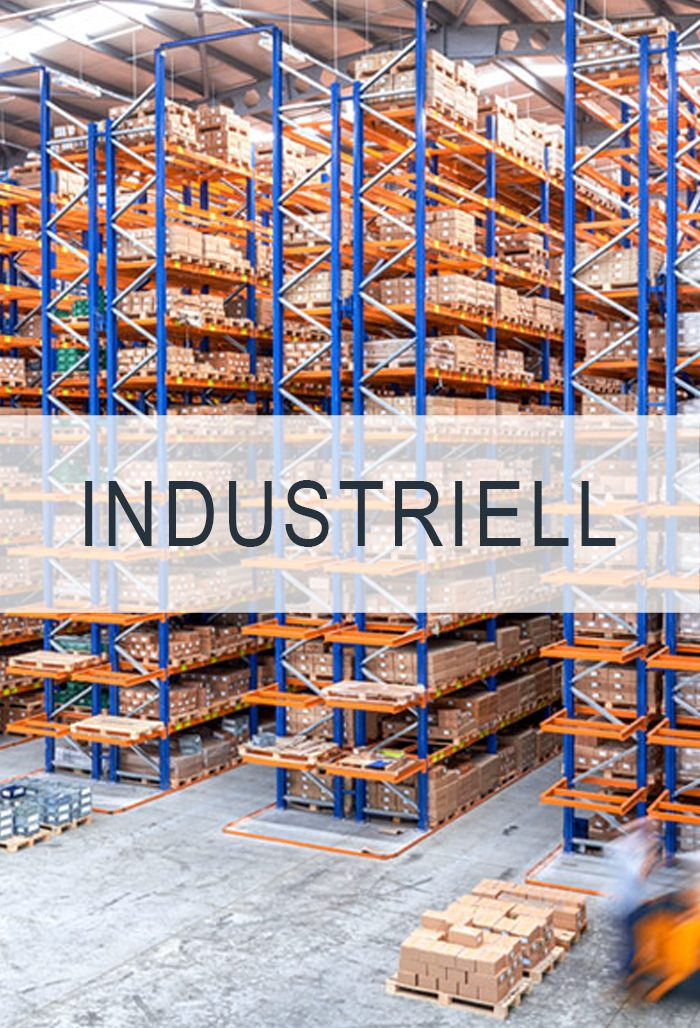 Industriell